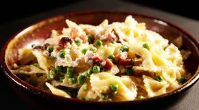Try this quick and easy pasta recipe from Gordon Ramsay's Ultimate Cookery Course.