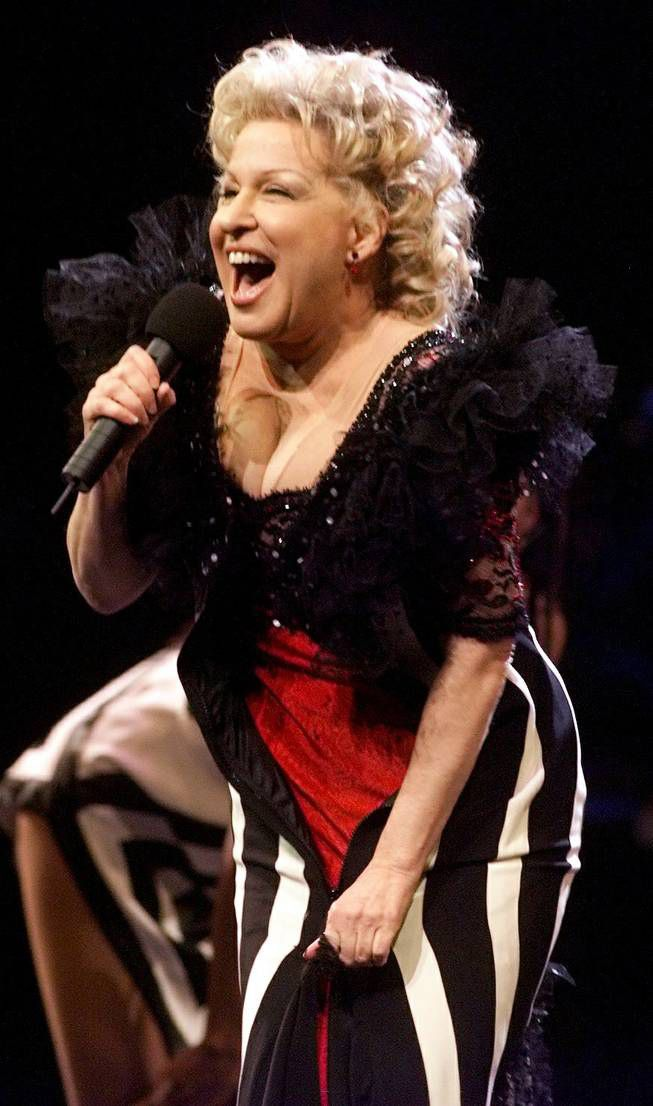 Image result for bette midler new years eve