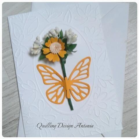 Margarete  - Quilling Design Antonia