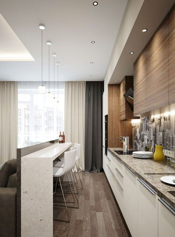 Choose best Color for small kitchen remodel - Home to Z