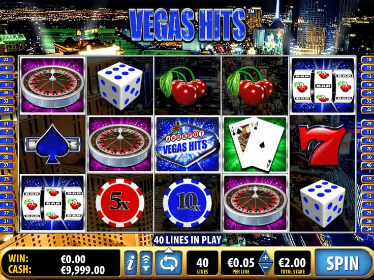 Play Vegas Dreams Slot Machine Free With No Download