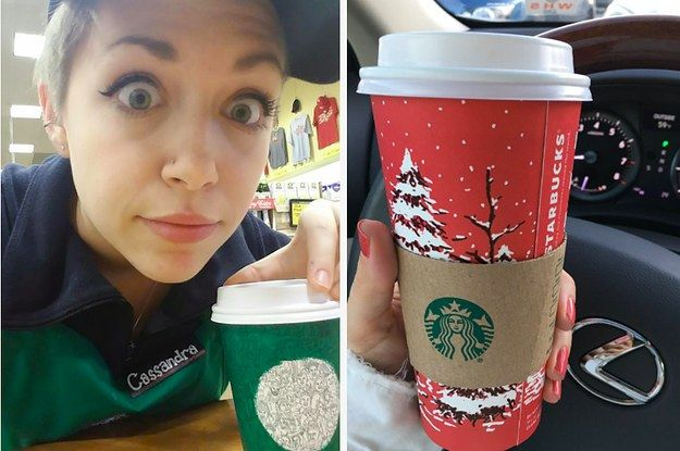 """18 """"Secret Menu"""" Starbucks Holiday Drinks You Need To Try"""