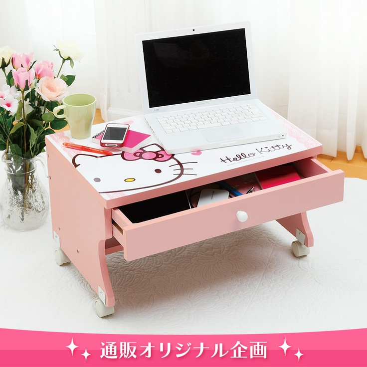Hello Kitty Computer Desk