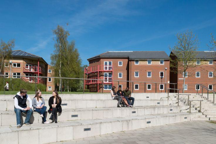 Student Village Southwood site #AveryHillCampus #UniofGreenwich #Accommodation