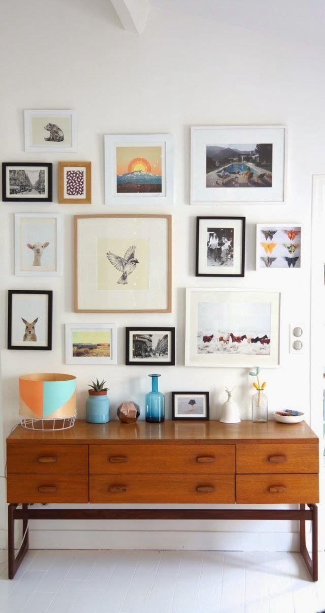 Sideboard Styling Decor Ideas Hallways