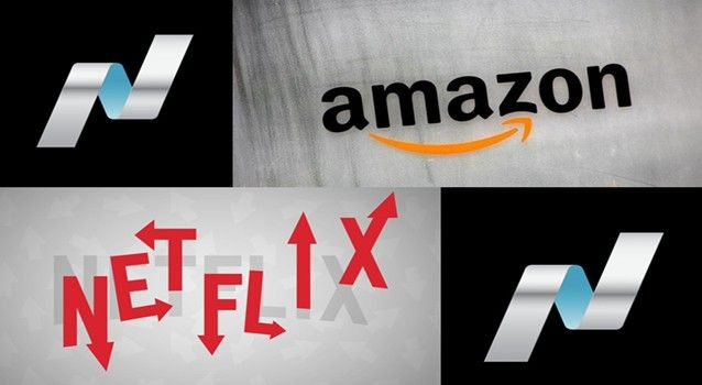 Stocks Analysis Video for Amazon and Netflix with All the important Trading Levels February 2017 - My Trading Buddy Markets Analysis Magazine.