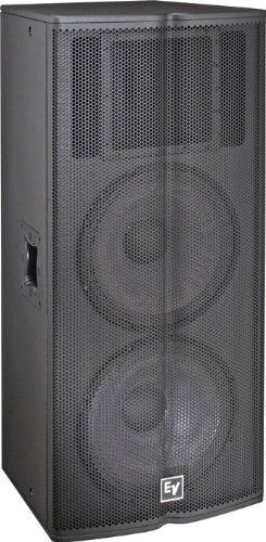 """Electro-Voice TX2152 Tour-X 2-Way Dual 15"""" PA Speaker Black by Electrovoice. $1249.00. The Electro-Voice TX2152 is a high-power, very high sensitivity, 2-way PA loudspeaker system that can be used to deliver high SPLs, while maintaining smooth response. When combined with the EV TX2181 subwoofer, the TX2152 Tour-X speaker is capable of serving as the main PA with extended LF response for small to medium-sized live sound venues and nightclubs. The EV TX2152 Tour-X speake..."""