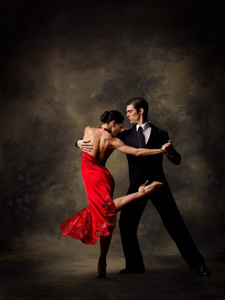 Argentine Tango                                                       …
