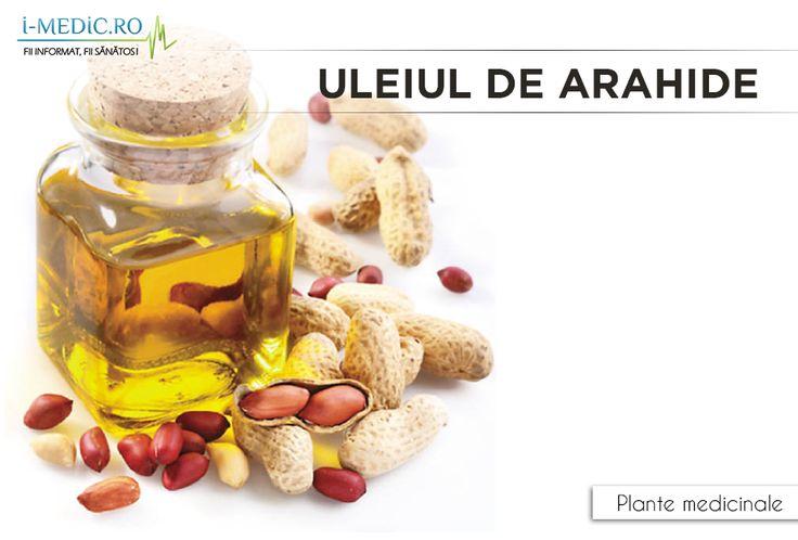 Medicii specialisti sustin ca uleiul de arahide are capacitatea de a preveni afectiunile cardiace si de a scadea nivelul colesterolului - http://www.i-medic.ro/plante/ulei-de-arahide