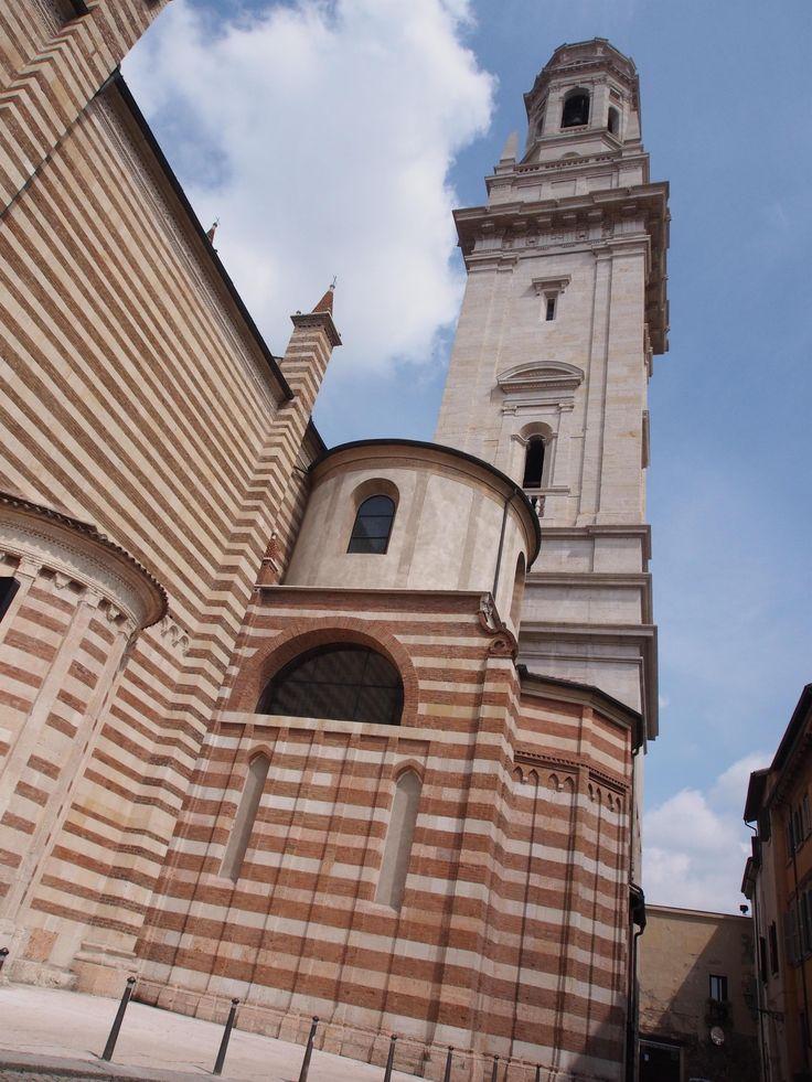 Verona Cathedral Cattedrale Santa Maria Matricolare