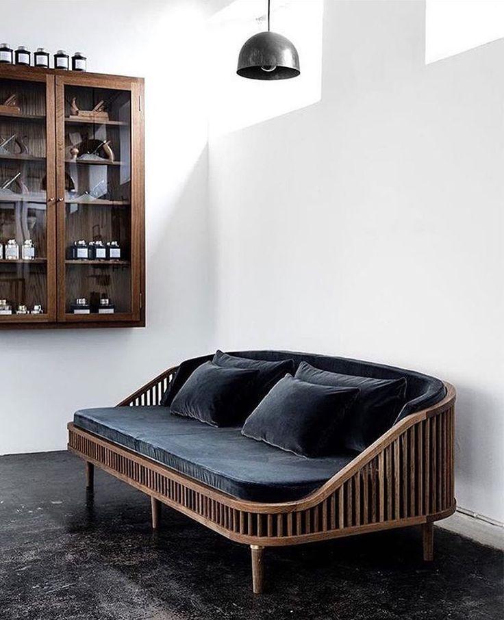 COCOON inspiring home interior design ideas bycocoon.com | daybed | wood | interior design | luxury design products for bathroom & kitchen | Dutch Designer Brand COCOON