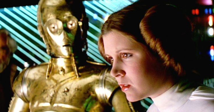 C-3PO Actor Pays Tribute to Carrie Fisher's Star Wars Legacy -- Anthony Daniels lovingly remembers his co-star Carrie Fisher, with the two appearing together in this December's Star Wars: The Last Jedi. -- http://movieweb.com/star-wars-last-jedi-c3po-carrie-fisher-anthony-daniels/
