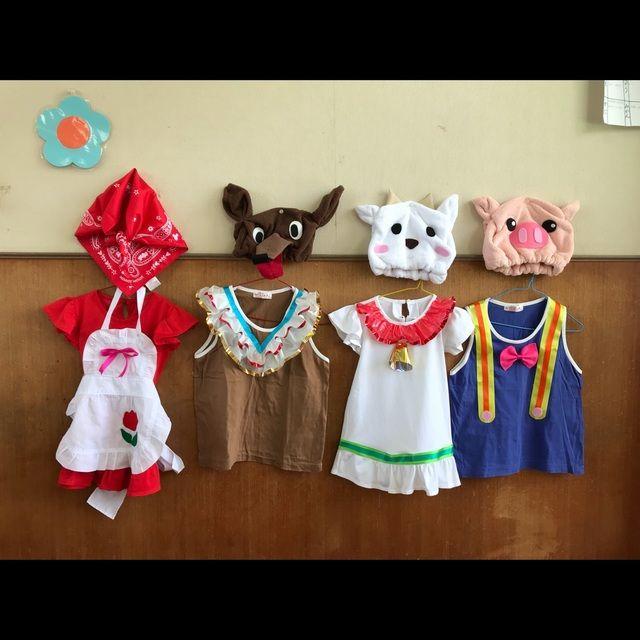 アプリ投稿 オペレッタ 年少 保育や子育てが広がる 遊び と 学び のプラットフォーム ほいくる 子供 衣装 手作り 手作りハロウィンコスチューム お遊戯会 衣装