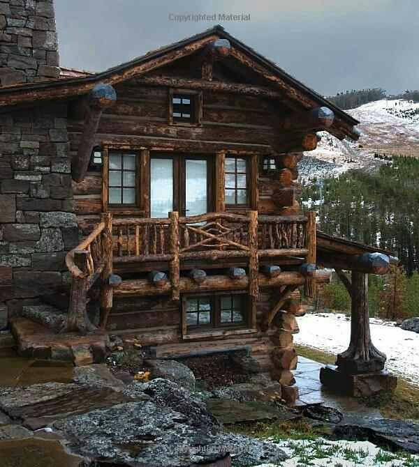 559 Best Images About Log Cabin Homes On Pinterest