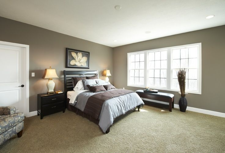 Master bedroom..color | 628 Bayview Ave | Pinterest | Master bedroom,  Bedrooms and Room
