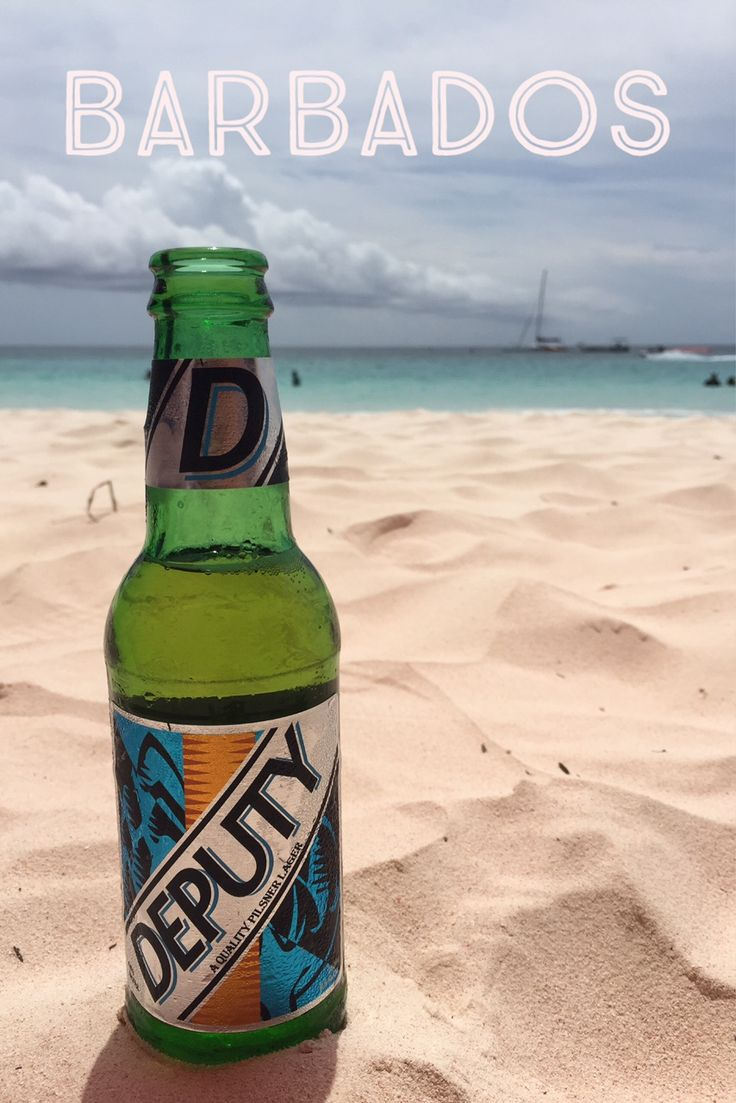 Local Deputy beer in Barbados 8771 best