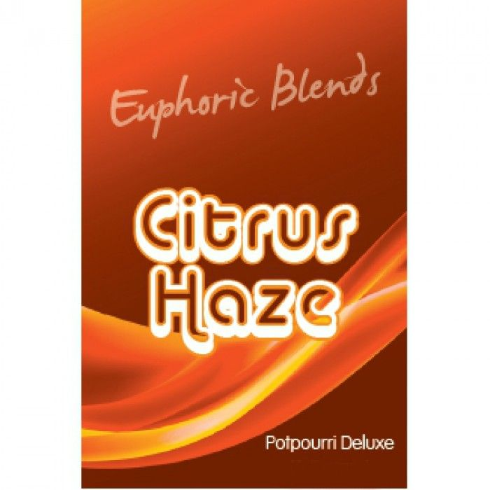 Euphoric Blends CITRUS HAZE™ (3 gram)