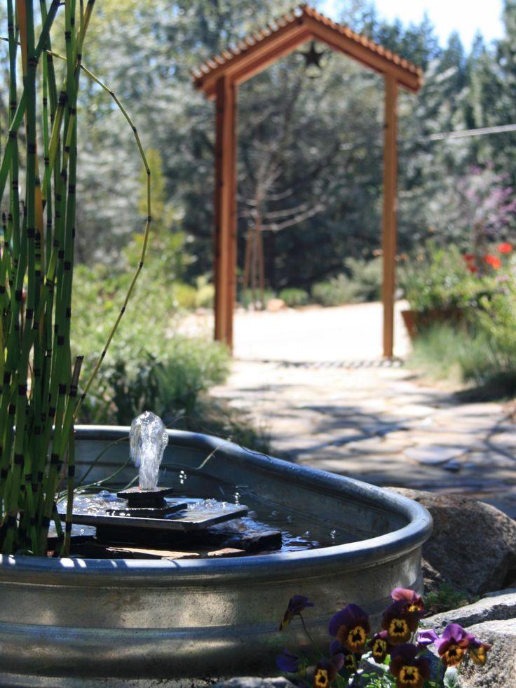 Tranquil Water Features for Your Yard | Landscaping Ideas and Hardscape Design | HGTV