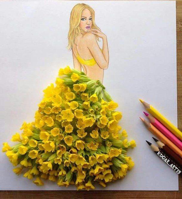 art, creative, creativity, drawing, fashion