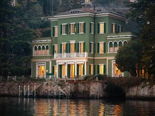 Lake Como...WITHOUT George Clooney...perfection.