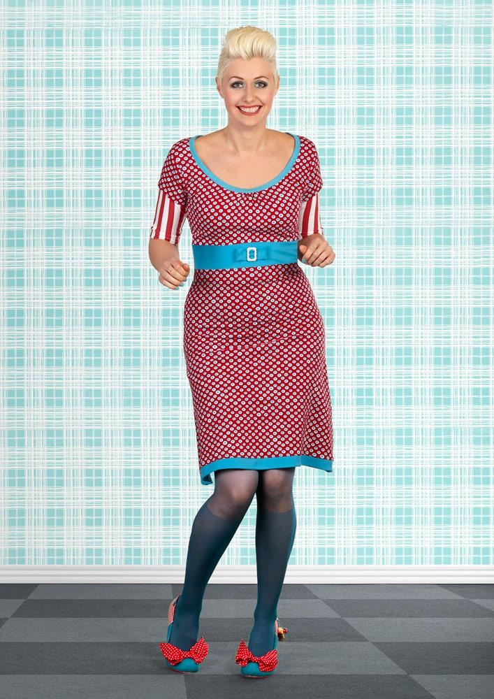 Margot dress PAULA 00537