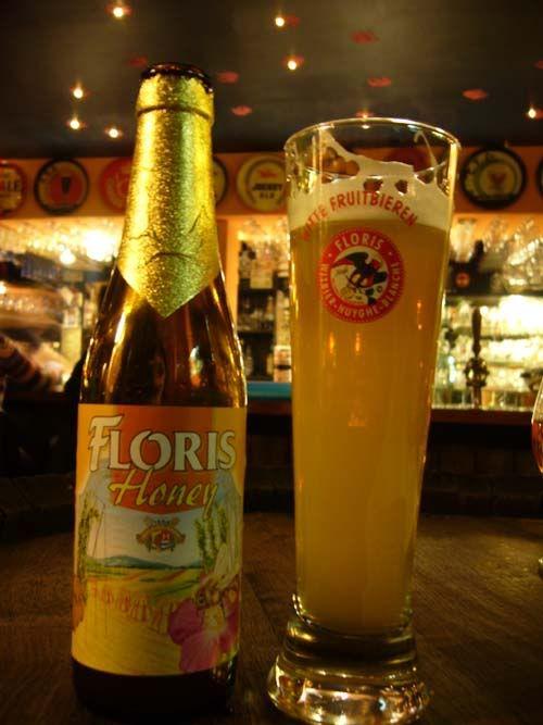 Brouwerij Huyghe - Florisgaarden Honey (Witbier/3 types Flower Honey) 3,0% pullo