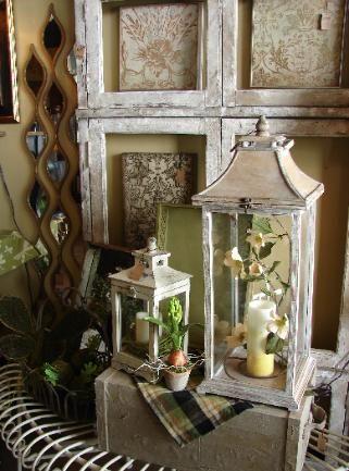 171 Best Lantern Decorating Ideas Images On Pinterest