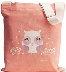 Apple+Bee Kids Library Bags ~ made from organic cotton ~ 3 styles, $33.95