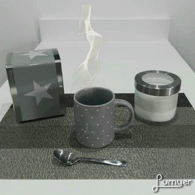 CoffeeLovers  . . All you need is LOVE & a cup of coffee... . A tí...cómo te gusta el café? . Ayer me invitaron mi chica del tag @deco_life_love ...mi repostera favorita @srtamaripuri ...y mi bonita @lavidaenk para jugar a la #ocadecoradora para que enseñe mi #ocamenaje así que aquí os enseño algún #ocacharro que tengo por la cocina y de paso os invito a un coffee (o té descafeinado etc etc...) a tod@s y cada un@ porque un buen día se inicia con un buen desayuno o no???  . Feliz JUERNESSS  a…