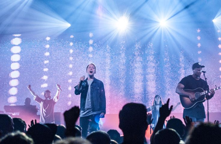 """""""The King is among us and His glory surrounds us."""" -Elevation Worship"""