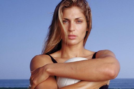 Top 10 Richest Female Volleyball Players in the World 2015