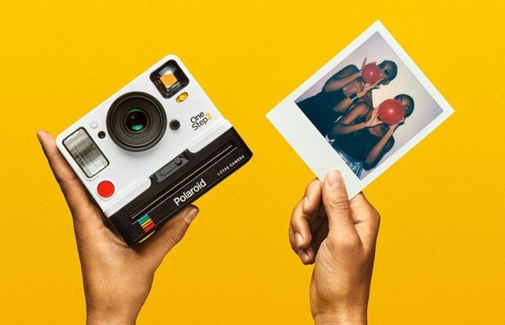 Polaroid fait son come-back avec le tout dernier One Step 2