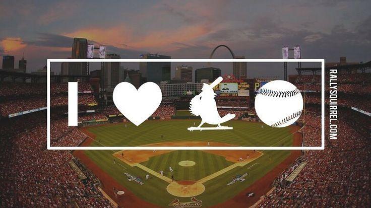 Busch Stadium and the Cardinals :)