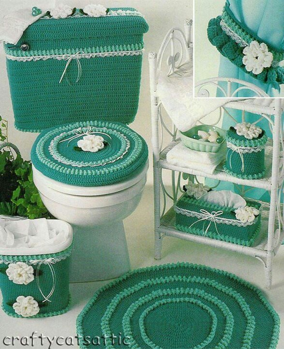 Bathroom set  juegos de baño y accesorios  Pinterest ...