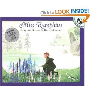 Miss Rumphius: Barbara Cooney: Amazon.com: Books