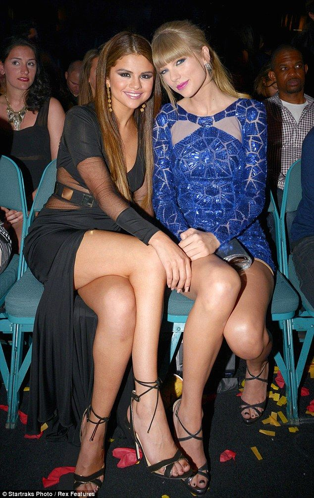Selena Gomez and Taylor Swift attended The 2013 Billboard Music Awards