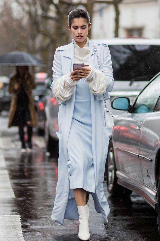 Weiße Stiefel sind wieder Trend / Mode-Trends / Mode / Vogue