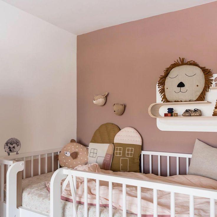 """Mini & Style sur Instagram: """"Bonne nuit de la crèche.,,,, ….   – Kinderzimmer  Kidsroom"""