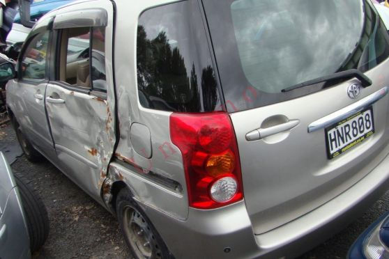We are Wrecking Toyota Raum 2005 currently: Engine No: 1NZ-B515613  Chassis: NCZ20-0068077  Year: 2005