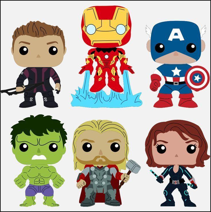 Free Clip Art Clip Art Collection Download Clipart On Clipart Library In 2021 Avengers Cartoon Avengers Fan Art Avengers Art