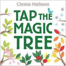 Tap the Magic Tree and Letter Activity from growingbookbybook.com
