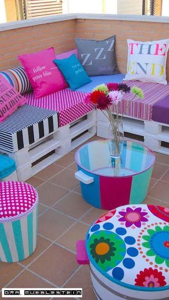 Decoracion hogar comunidad google ideas diy con for Decoracion con palets