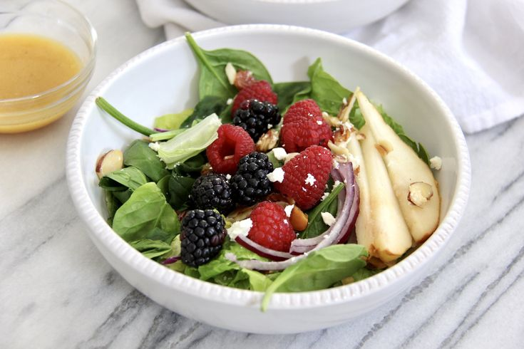 The Madelyn Salad — MOMSTRONG