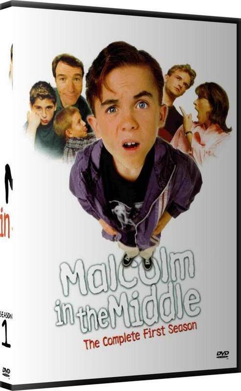Малкольм в центре внимания / Malcolm in the Middle / Season 1
