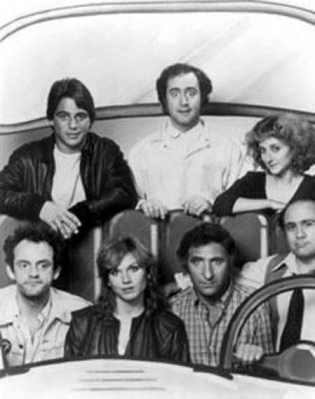 32 best images about taxi on pinterest tony danza for Black and white shows