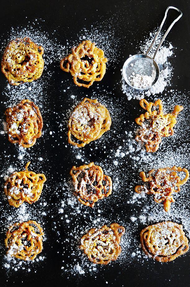 Pumpkin Funnel Cake Bite Size Mini Recipe Dessert | Dine and DishPumpkin Funnel, Cake Recipe, Size Pumpkin, Funnel Cakes, Bite Size, Bites Size, Cake Crispy, Cake Bites, Pumpkin Pies