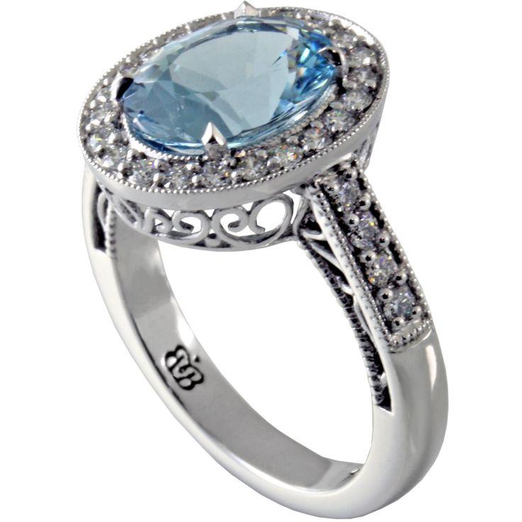 Aquamarine | Bakalian : BB Designer Jewellers, Sydney