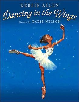 by Debbie Allen, Illustrated by Kadir Nelson Sassy is a long-legged girl who always has something to say. She wants to be a ballerina more than anything, but she worries that her too-large feet, too-l