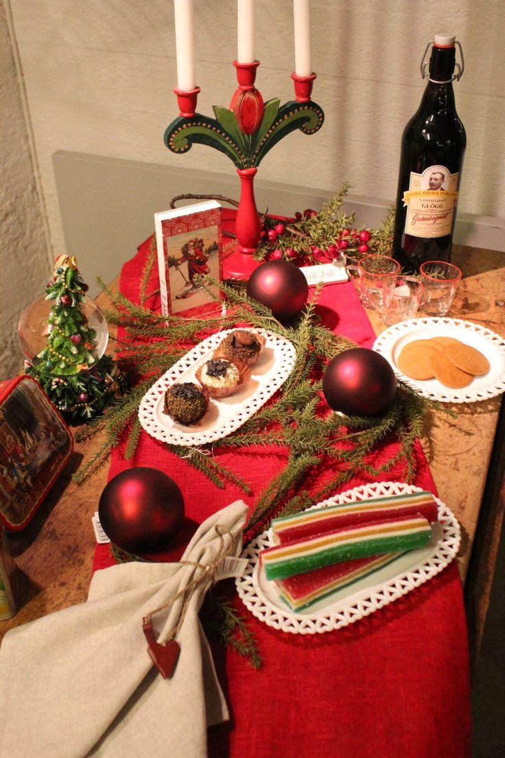 Jul i vårt hus, Gammalt & Nytt