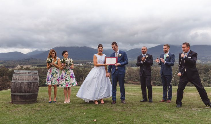 Jas & Paul Wedding Photo By Ivory & Olive Photography and Design at Riverstone Estate   Yarra Valley